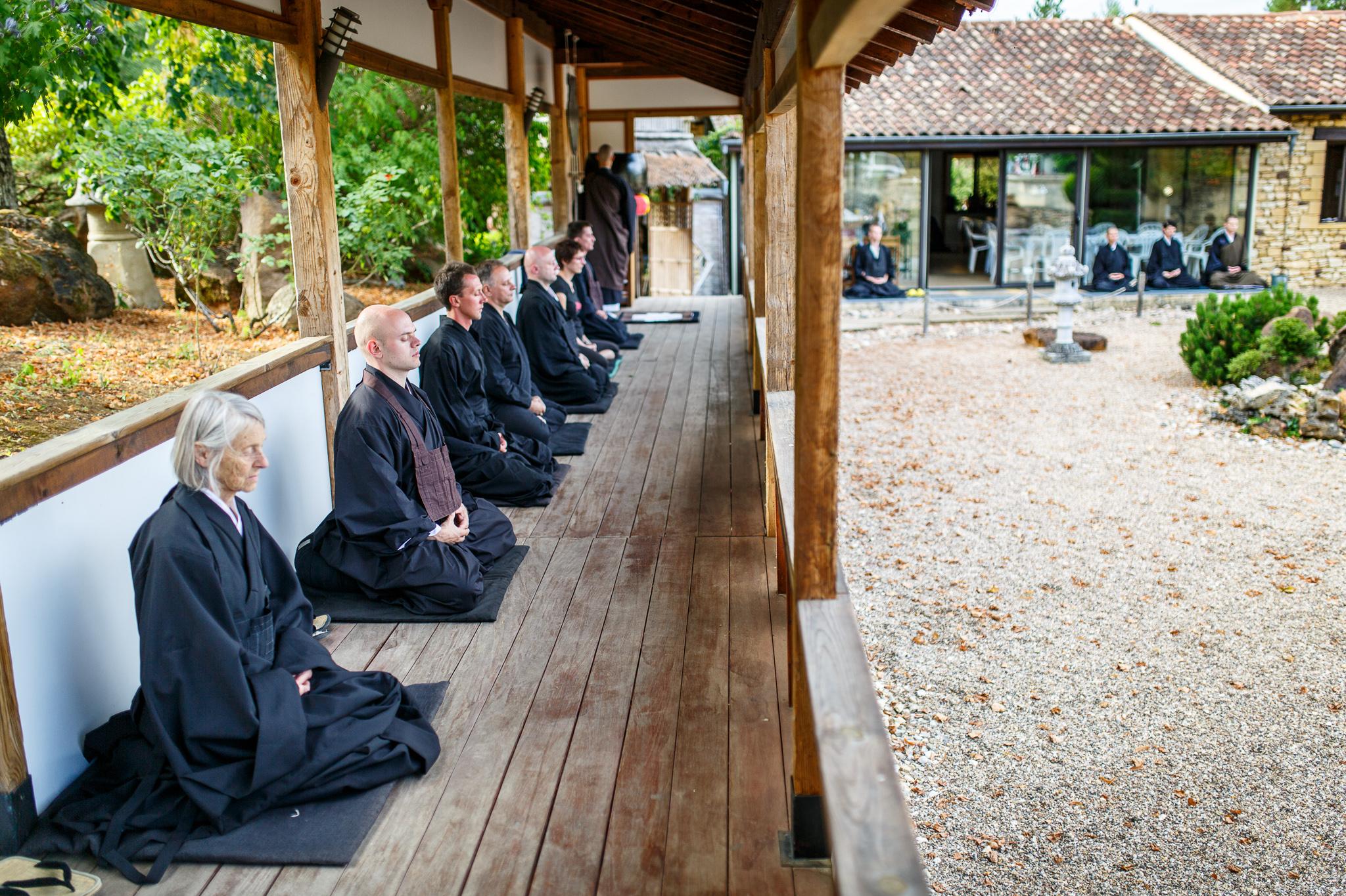 Klášter meditace
